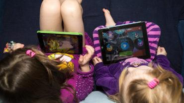 O brincar saudável e as tecnologias